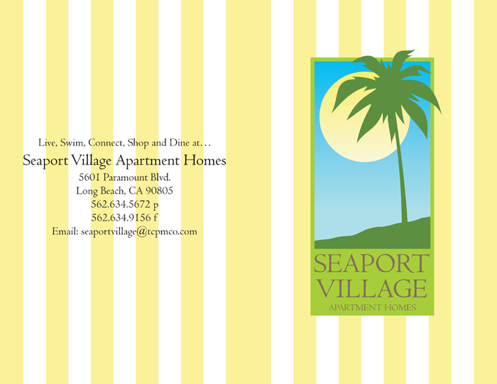 Seaport Village Branding